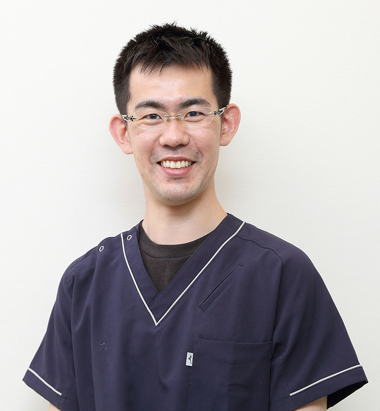 ドクター:上原惇平(うえはらじゅんぺい)